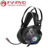 MARVO HG9015G RGB 耳罩式電競耳機