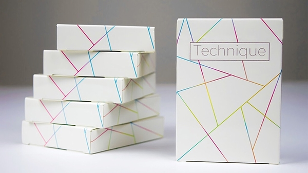 【USPCC 撲克】Technique Playing Cards