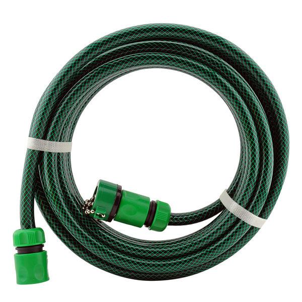 EZ JET 7.5米 三層明綠包紗水管組