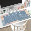 滑鼠墊 發熱暖桌墊加熱滑鼠墊桌墊辦公室桌面電腦快捷鍵超大暖手恒溫定時