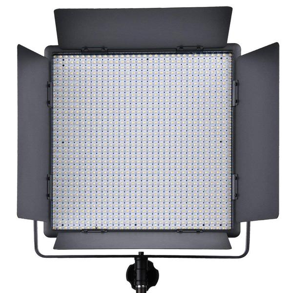 Godox LED1000C 1000顆 LED燈 可調色溫3300K-5600K,70w 附電源供應器,無線遙控器  【公司貨】