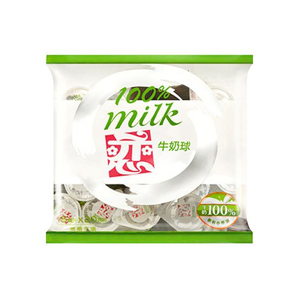 開元食品 戀牛奶球15cc20入*8包