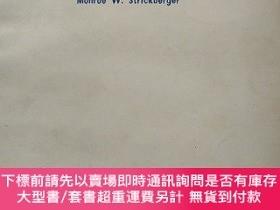 二手書博民逛書店experiments罕見in genetics with drosophila(果蠅的遺傳學實驗) 英文版Y