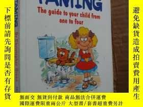 二手書博民逛書店Toddler罕見Taming: The Guide to Yo
