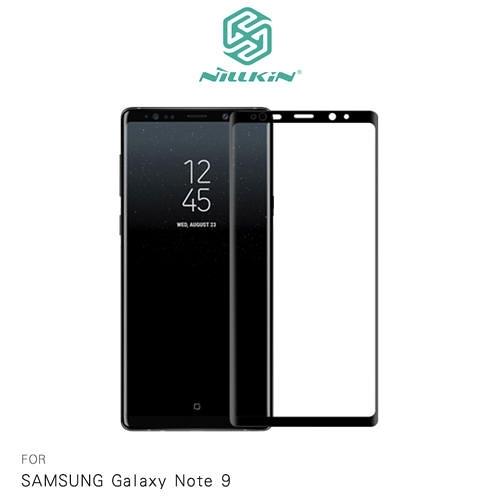 【愛瘋潮】NILLKIN SAMSUNG Galaxy Note 9 3D CP+ MAX 滿版玻璃貼 9H硬度