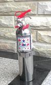 台灣製造 便攜車用不銹鋼滅火器-環保氣體滅火器 永久免換藥鋼瓶