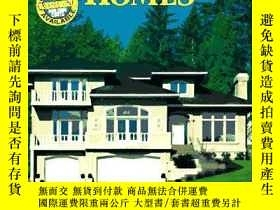 二手書博民逛書店Hillside罕見Homes: 214 Sloping Lot
