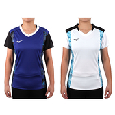 MIZUNO 2017企業排球聯賽 女排球短袖上衣 (免運 T恤 短T 企排 美津濃≡體院≡ V2TA7C29