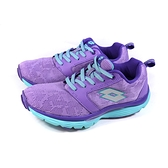 LOTTO 運動鞋 紫色 針織 女鞋 LT9AWX0677 no014
