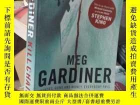 二手書博民逛書店Kill罕見ChainY15389 Meg Gardiner T