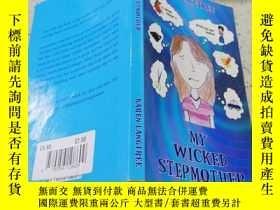 二手書博民逛書店my罕見wicked stepmother我邪惡的繼母Y200392
