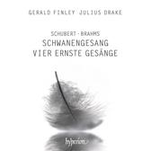 【停看聽音響唱片】【CD】吉拉德.芬利 / 舒伯特:天鵝之歌 / 布拉姆斯:4首嚴肅歌曲
