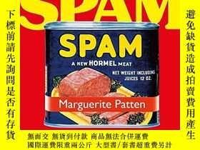 二手書博民逛書店The罕見Spam CookbookY19139 Marguer