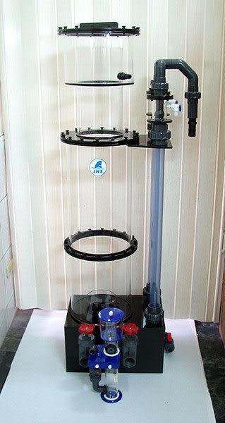 【西高地水族坊】台灣JNS 1408噴頭蛋白除抹器(外置/內置) BS-XL