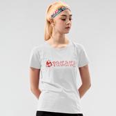【Takaka】女 彈性熊貓印花T恤『白』M62917 居家 休閒 上衣 短袖 夏季 印花 T恤