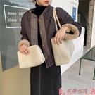 子母包小眾設計鱷魚紋側背包大容量托特子母包包女2021新款潮時尚手提包 芊墨左岸