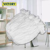 【VICTORY】優樂強力吸水除塵布拖把替換布(2布)#1025075