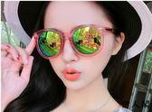 墨鏡女士潮韓版款眼鏡個性太陽眼鏡