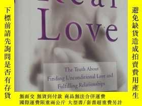 二手書博民逛書店Real罕見Love:The truth about findi
