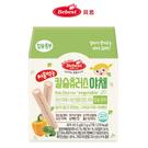 韓國 Bebest 貝思 寶寶吉拿棒45.5g-蔬菜(6.5gx7袋)[衛立兒生活館]