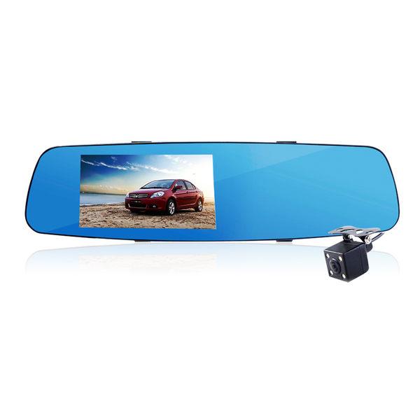 CORAL M6雙鏡頭 行車記錄器+GPS測速提醒