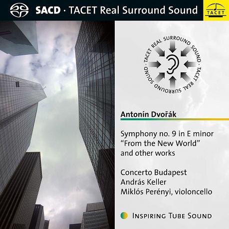 【停看聽音響唱片】【SACD】安德拉斯凱勒:德弗札克第九號交響曲、斯拉夫舞曲、Silent Wood、Rondo