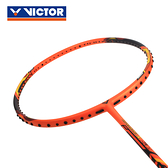 VICTOR HYPERNANO X 羽球拍-3U (免運 羽毛球拍 空拍 勝利 ≡排汗專家≡