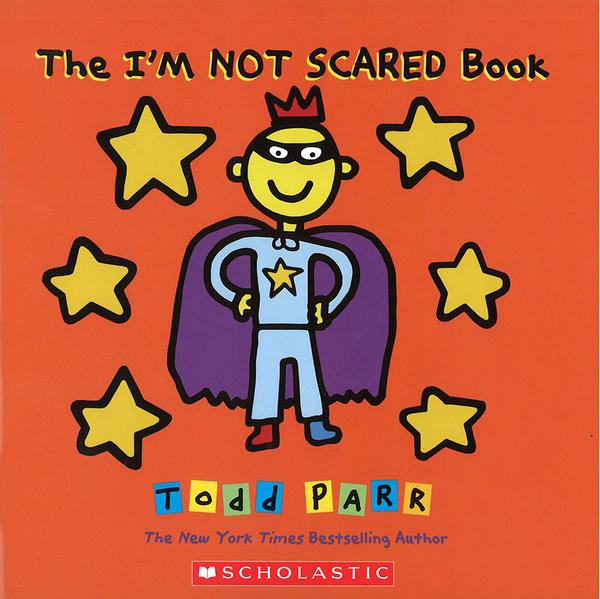 【麥克書店】THE I'M NOT SCARED BOOK【李貞慧文法力】/ 平裝繪本《主題: 床邊故事 Bedtime》