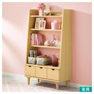 ◎木質置物櫃 LUFFY2-80 NA ...