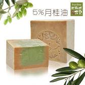 【超值8入組】PureDew 阿勒坡親膚古皂 (5%月桂油)200g±10%x8