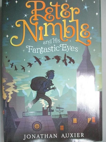 【書寶二手書T7/一般小說_NEV】Peter Nimble and His Fantastic Eyes_Auxier