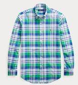 美國代購 Polo Ralph Lauren 兩種顏色 格紋襯衫 (XS~XXL) ㊣