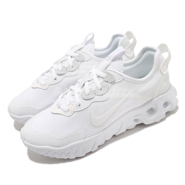 Nike 慢跑鞋 Wmns React Art3mis 白 全白 女鞋 休閒鞋 舒適泡棉 運動鞋【ACS】 CN8203-100