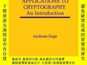 二手書博民逛書店Elliptic罕見Curves And Their Applications To Cryptography-橢