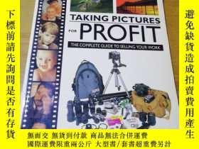 二手書博民逛書店Taking罕見Pictures for Profit: The
