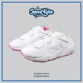 Puma 休閒鞋 B.O.G Sock 白粉 少女 超萌 襪套 運動 潑墨 女 36252006【Speedkobe】