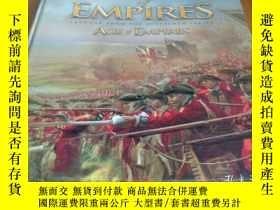 二手書博民逛書店2手英文罕見Art of Empires: Artwork fr