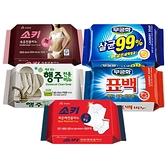 韓國無瓊花 抗菌洗衣皂/女性內衣褲去污皂/衣襪去污皂/抹布去油汙皂/漂白皂