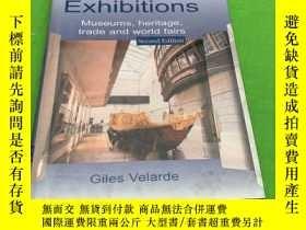 二手書博民逛書店Designing罕見ExhibitionsY432063