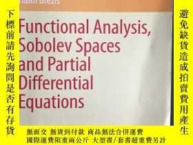 二手書博民逛書店Functional罕見Analysis Sobolev Spaces and Partial Different