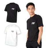 PUMA 男基本系列口袋短袖T恤(慢跑 路跑 免運 ≡排汗專家≡