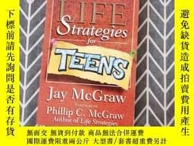 二手書博民逛書店LIFE罕見Strategies for TEENSY33010