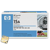 HP LaserJet C7115A 黑色碳粉匣 適用LJ1000 / LJ1200 / LJ3300 系列