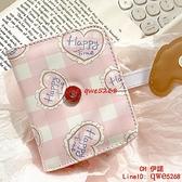 卡通錢夾可愛小日系少女心多卡位卡包零錢包【CH伊諾】