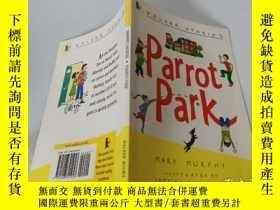 二手書博民逛書店parrot罕見park:鸚鵡公園Y200392