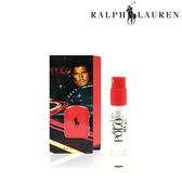 RALPH LAUREN POLO 紅色馬球男性淡香水 1.5ml 針管小香【SP嚴選家】