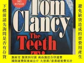 二手書博民逛書店tom罕見clancy the teeth of the tigerY280165 出版2003