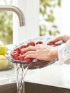 現代簡約創意塑膠果盤家用乾果水果盤歐式客廳糖果水果盆個性可愛 CIYO黛雅