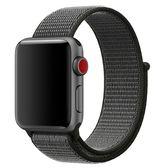 錶帶Apple Watch錶帶蘋果手錶錶帶iwatch1/2/3代尼龍運動回環38/42mm 全館免運