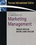 二手書博民逛書店 《A Framework for Marketing Management 3版》 R2Y ISBN:0132301423│Kotler